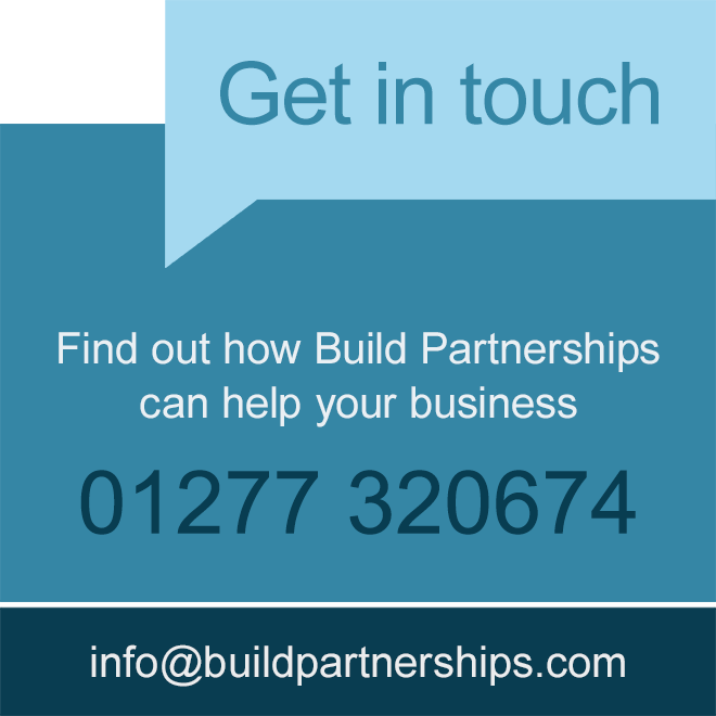 Get in touch to find out how Build Partnerships can help your business
